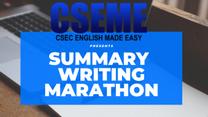 Summary Writing Marathon – Exam Preparation